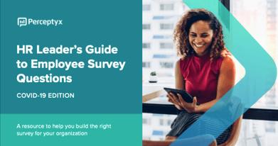 HR Leaders Survey Questions Guide - Cover Art