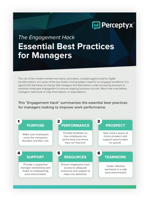 Download Now: The Engagement Hack: Essential Best Practices for Managers